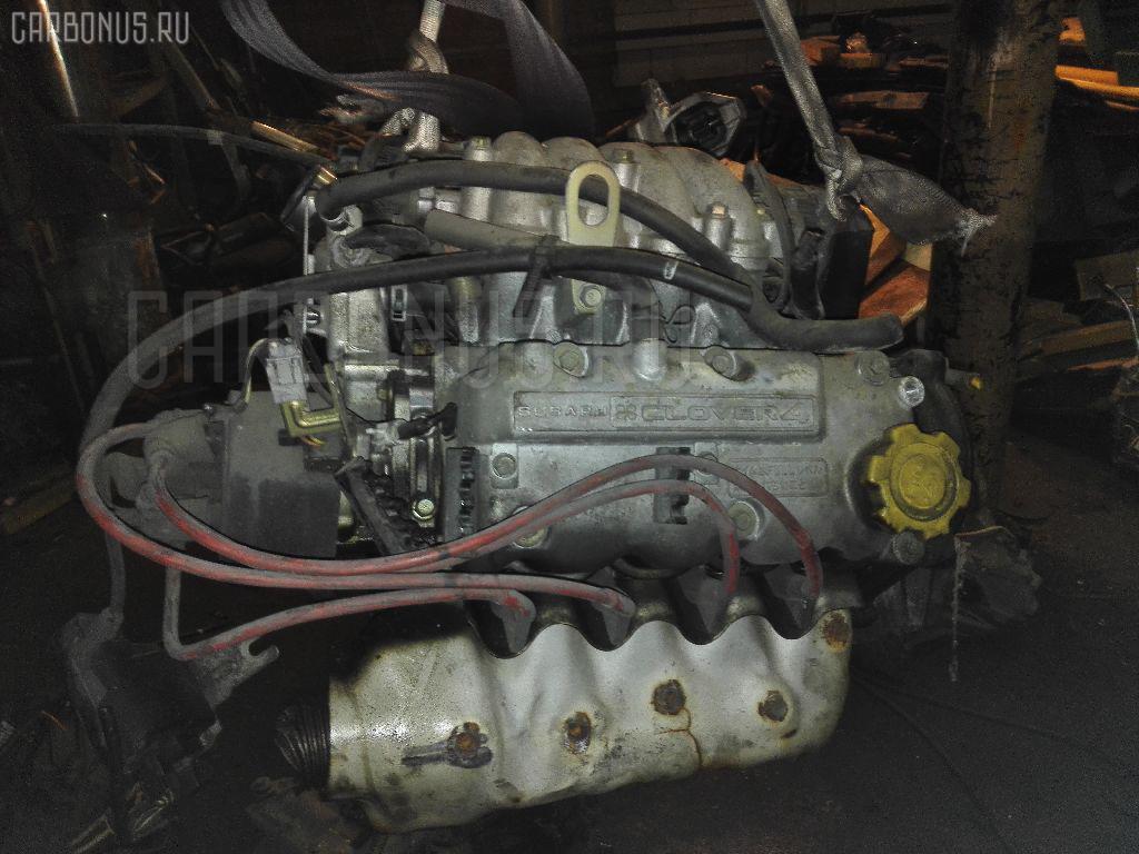 Двигатель SUBARU DIAS WAGON TW2 EN07 Фото 5