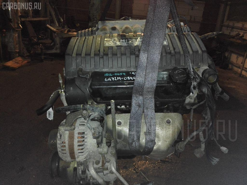 Двигатель MITSUBISHI DIAMANTE WAGON F36W 6G72M Фото 4