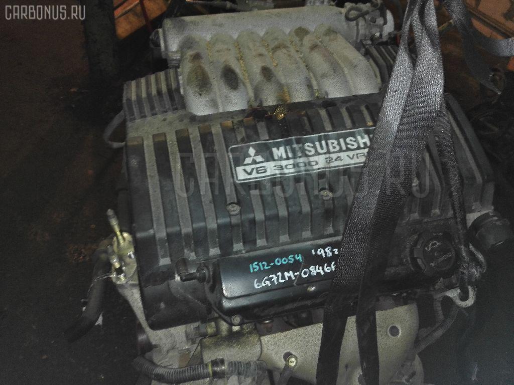 Двигатель MITSUBISHI DIAMANTE WAGON F36W 6G72M Фото 5