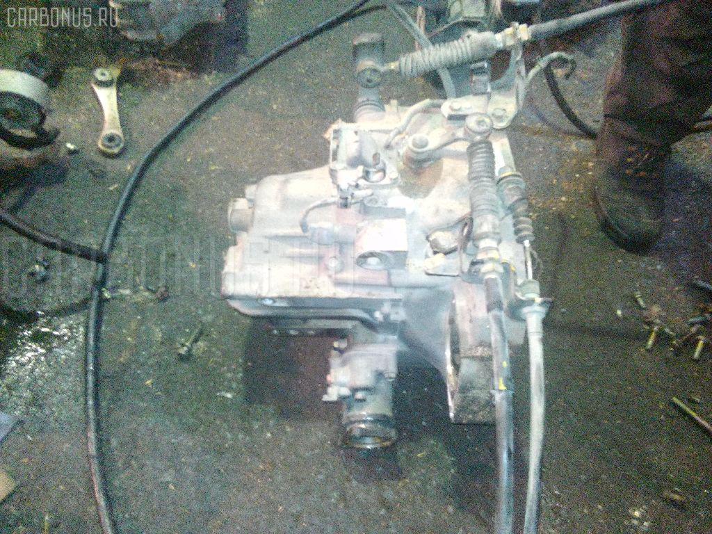 Двигатель HONDA VAMOS HM4 E07A Фото 1