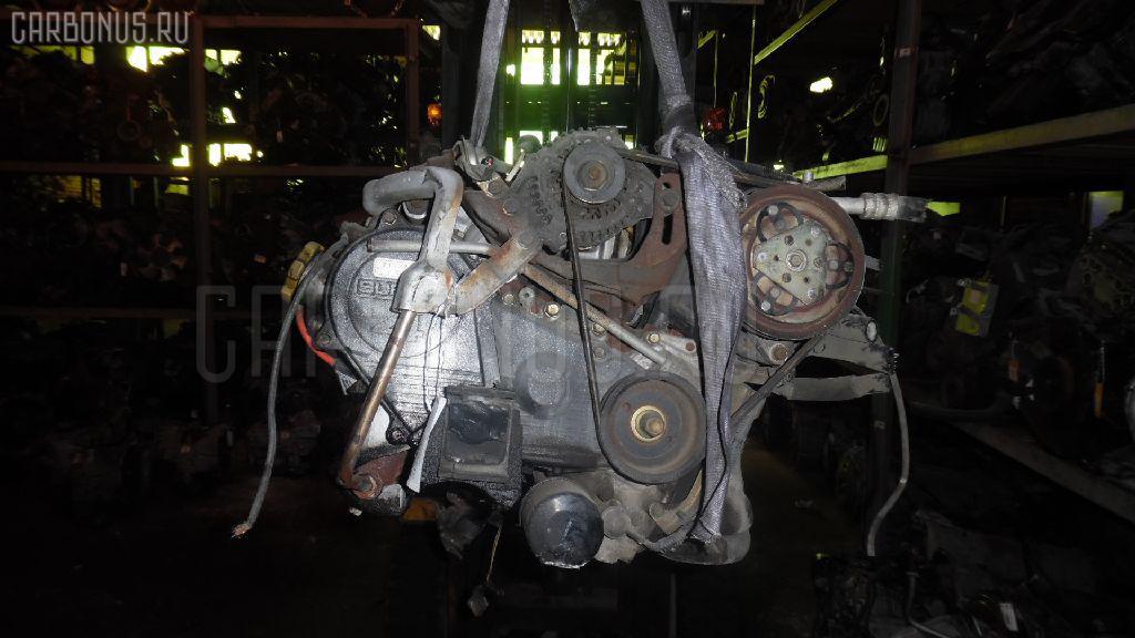 Двигатель SUBARU SAMBAR KS4 EN07 Фото 1