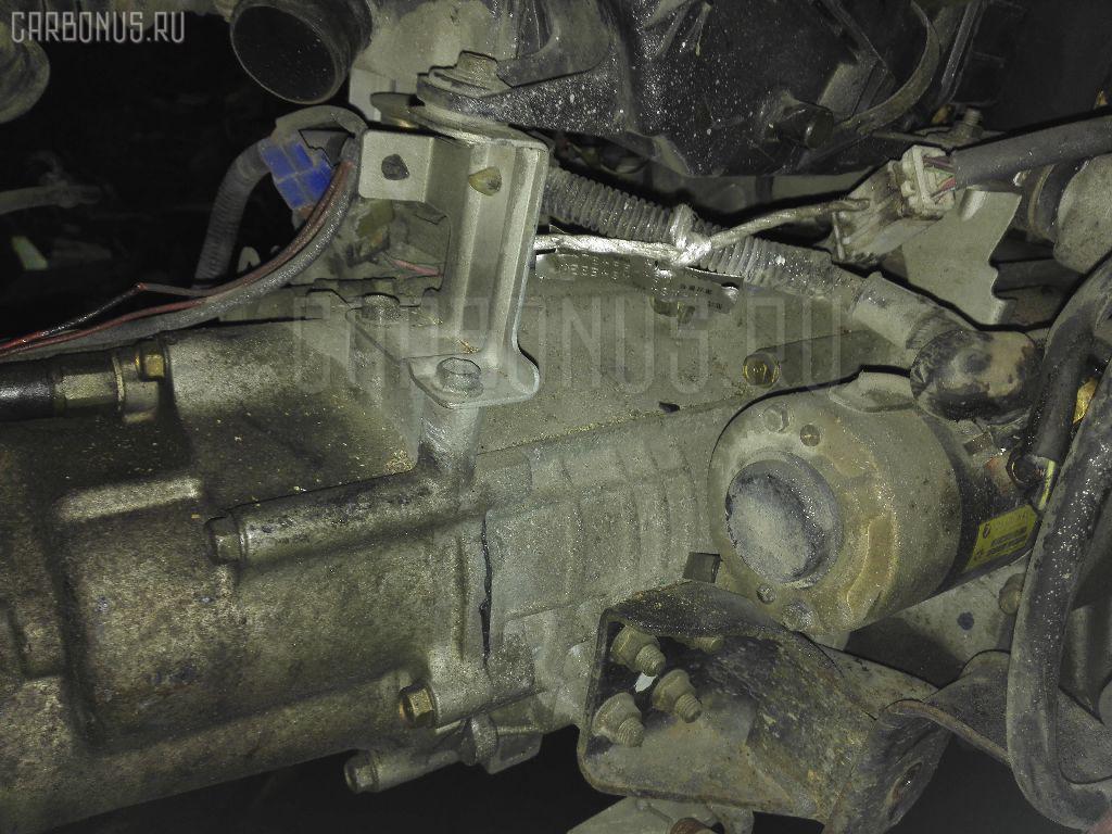 КПП механическая SUBARU SAMBAR KS4 EN07 Фото 9