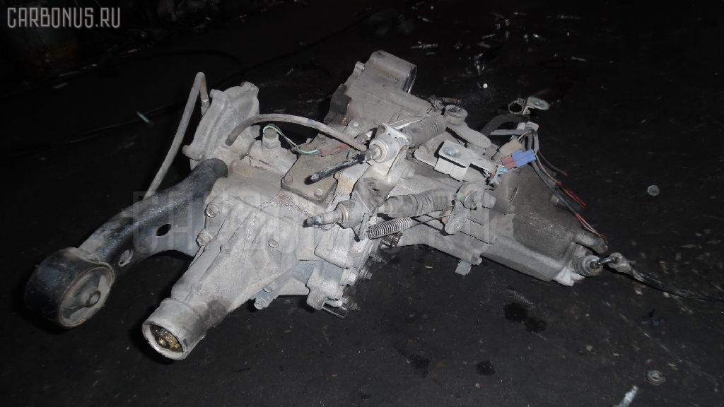 КПП механическая SUBARU SAMBAR KS4 EN07 Фото 2