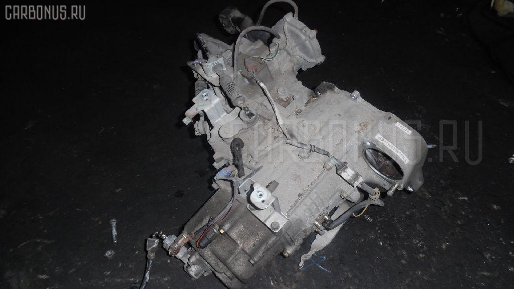 КПП механическая SUBARU SAMBAR KS4 EN07 Фото 3