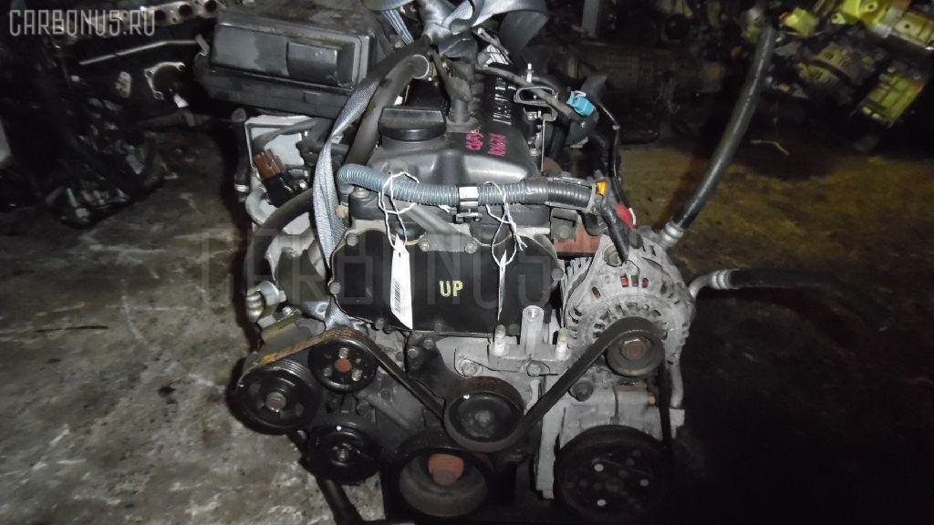 Двигатель NISSAN MARCH AK11 CGA3DE. Фото 11