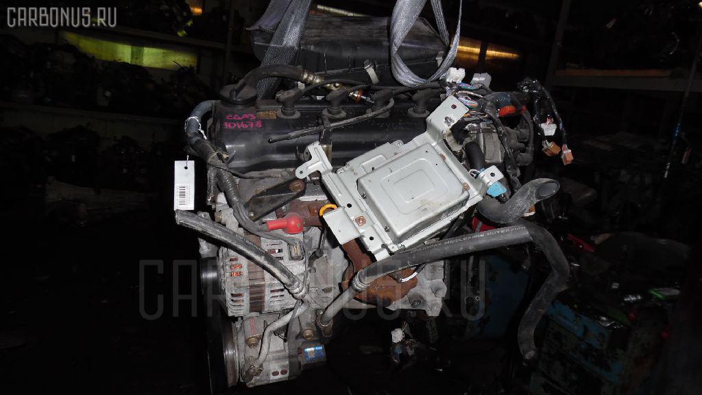 Двигатель NISSAN MARCH AK11 CGA3DE. Фото 9