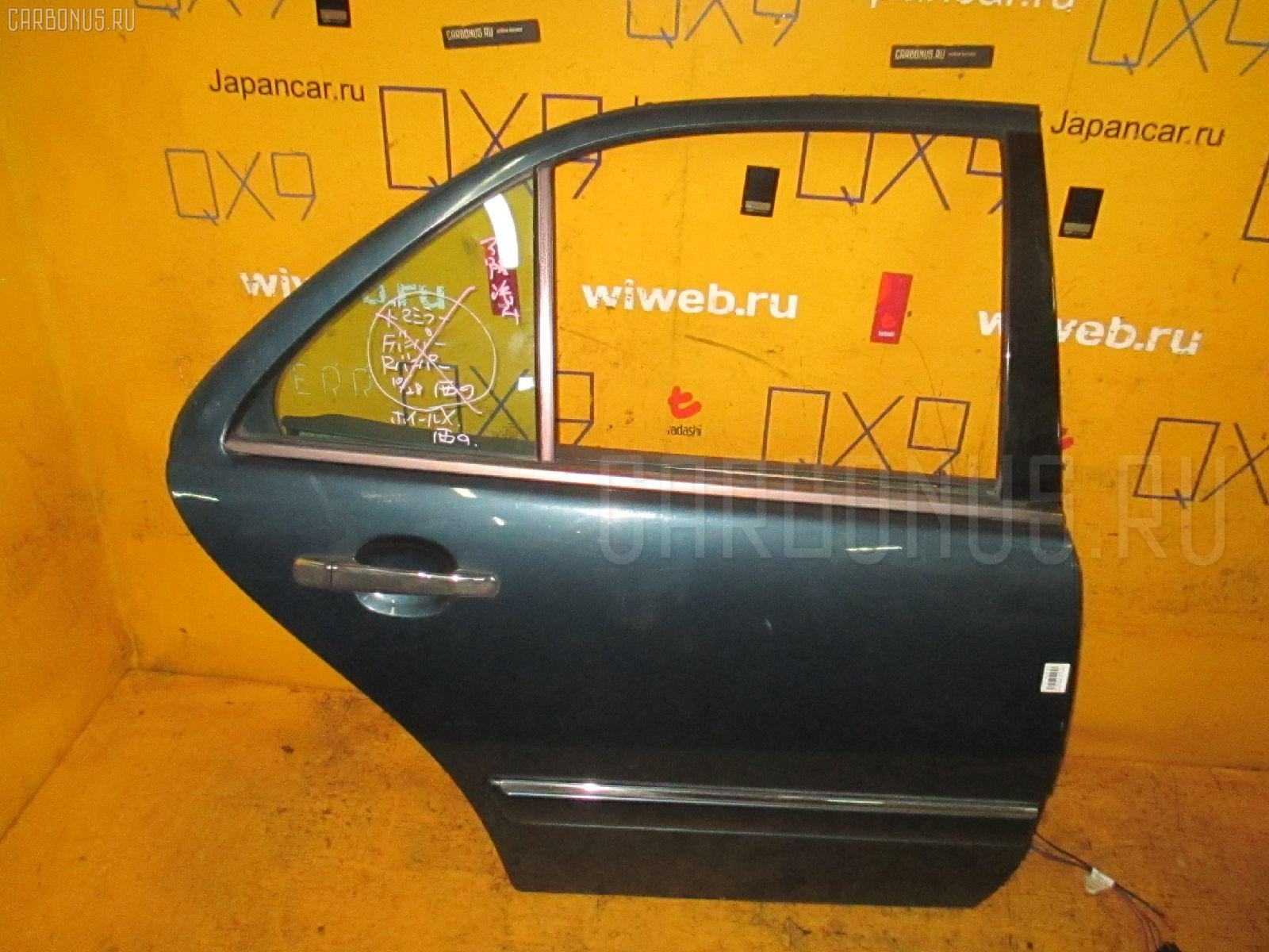 Дверь боковая MERCEDES-BENZ E-CLASS W210.061. Фото 5