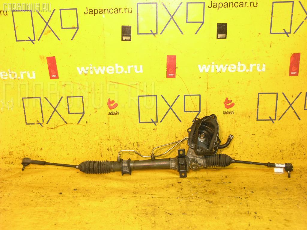 Рулевая рейка NISSAN MARCH AK11 CGA3DE. Фото 5