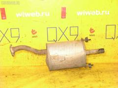 Глушитель HONDA FIT GD1 L13A Фото 1