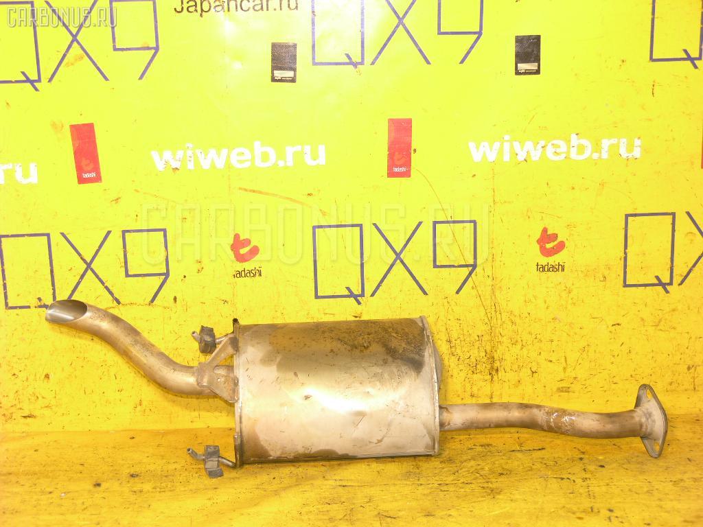 Глушитель HONDA PARTNER GJ3 L15A Фото 1