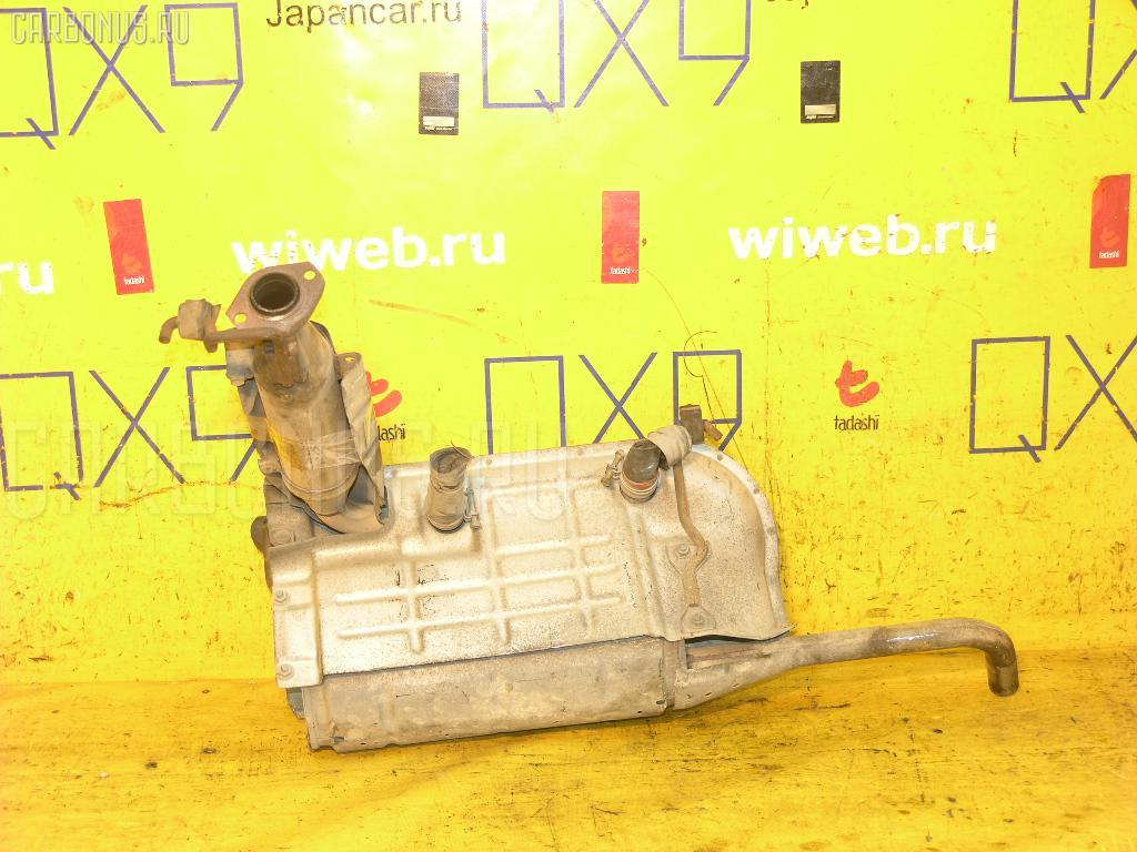 Глушитель HONDA VAMOS HM4 E07A Фото 1