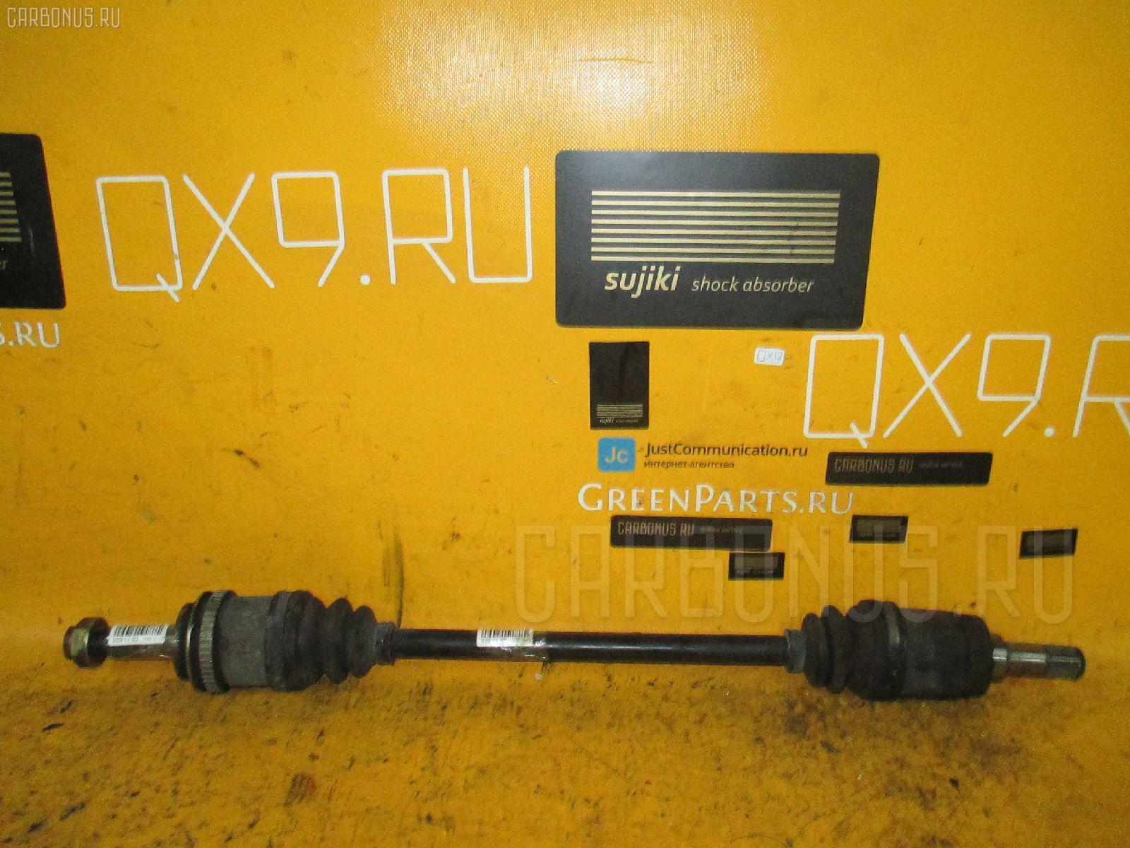 Привод HONDA STEPWGN RF4 K20A. Фото 10