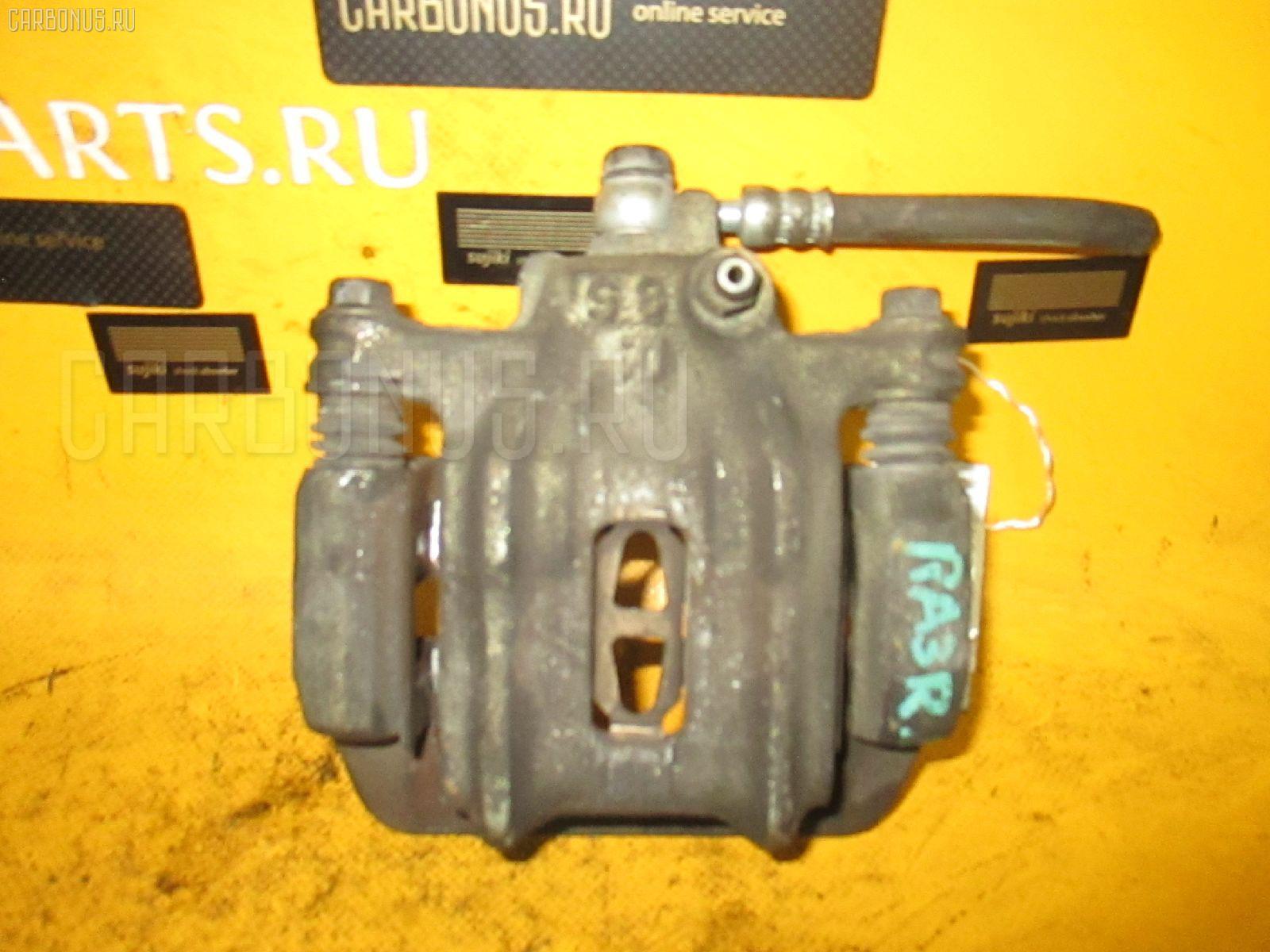 Суппорт HONDA ODYSSEY RA3 F23A. Фото 5