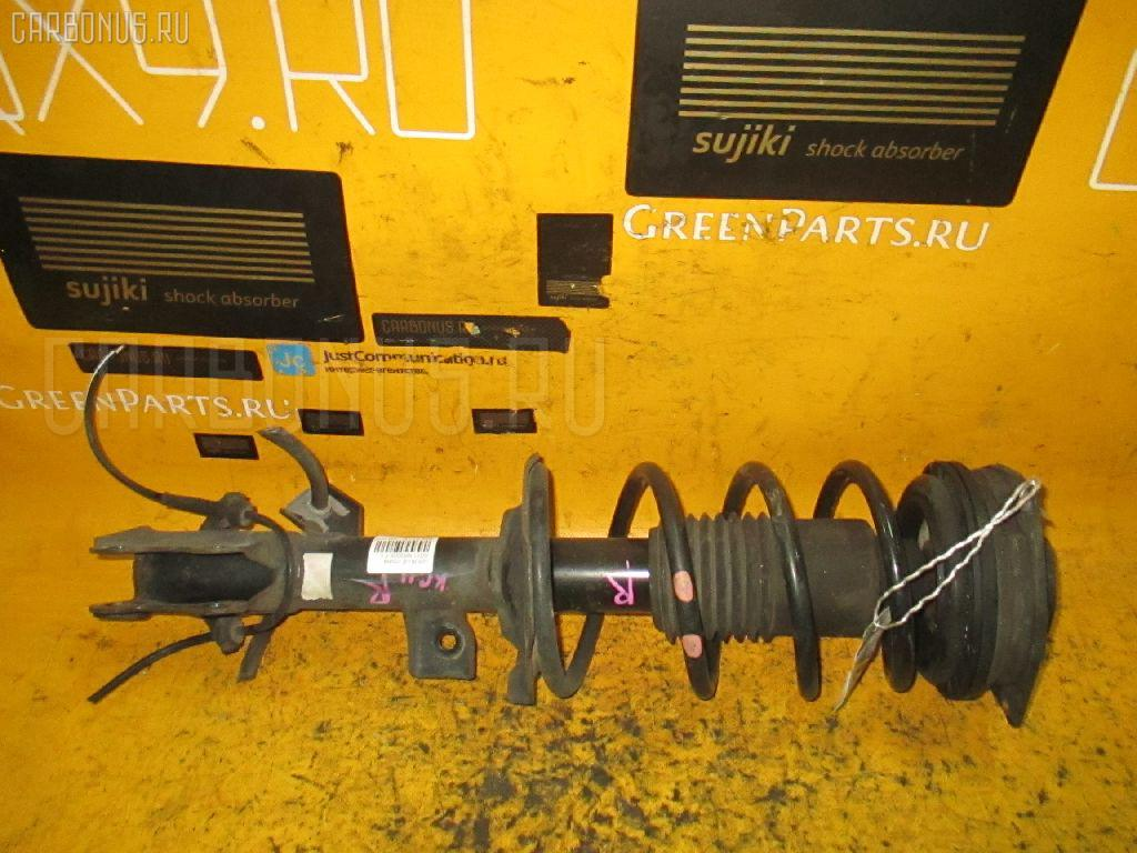 Стойка амортизатора Nissan Bluebird sylphy KG11 MR20DE Фото 1