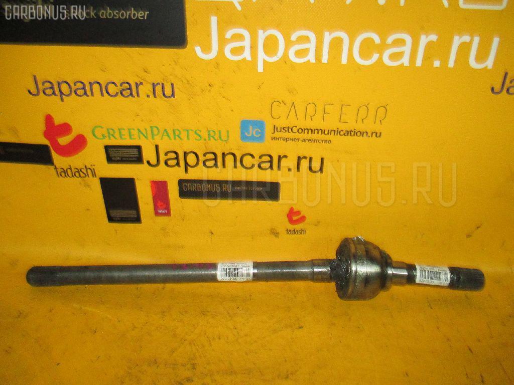 Полуось SUZUKI JIMNY JB23W K6A Фото 2