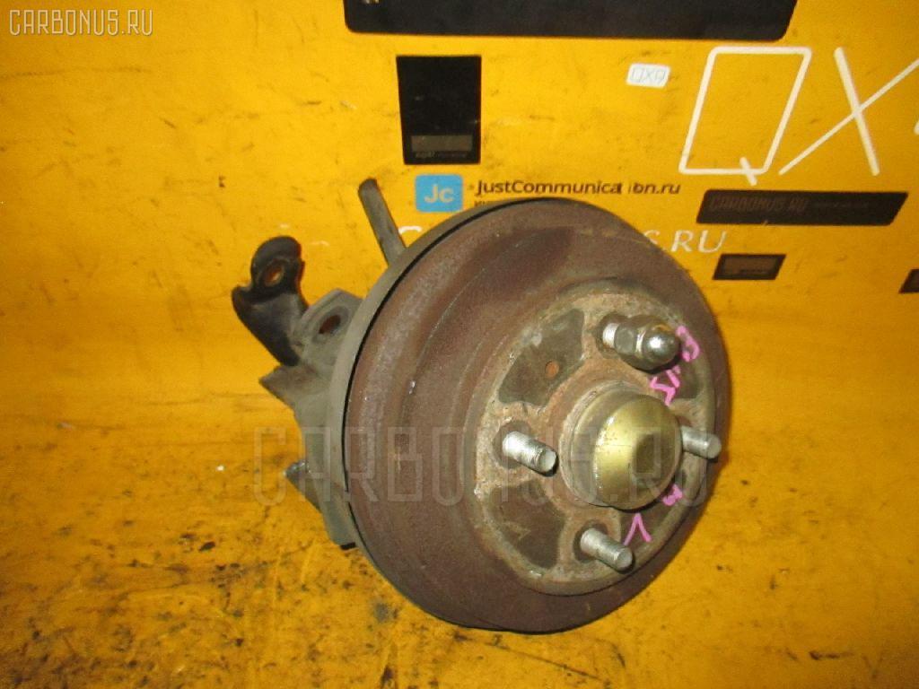 Ступица NISSAN PULSAR EN15 GA16DE. Фото 3