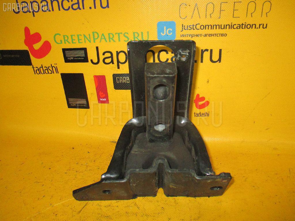 Подушка двигателя TOYOTA PASSO KGC10 1KR-FE Фото 2