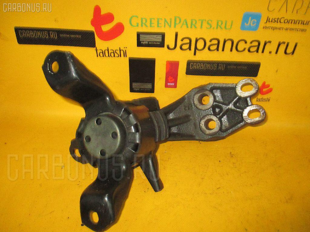Подушка двигателя MAZDA MPV LW5W GY. Фото 4
