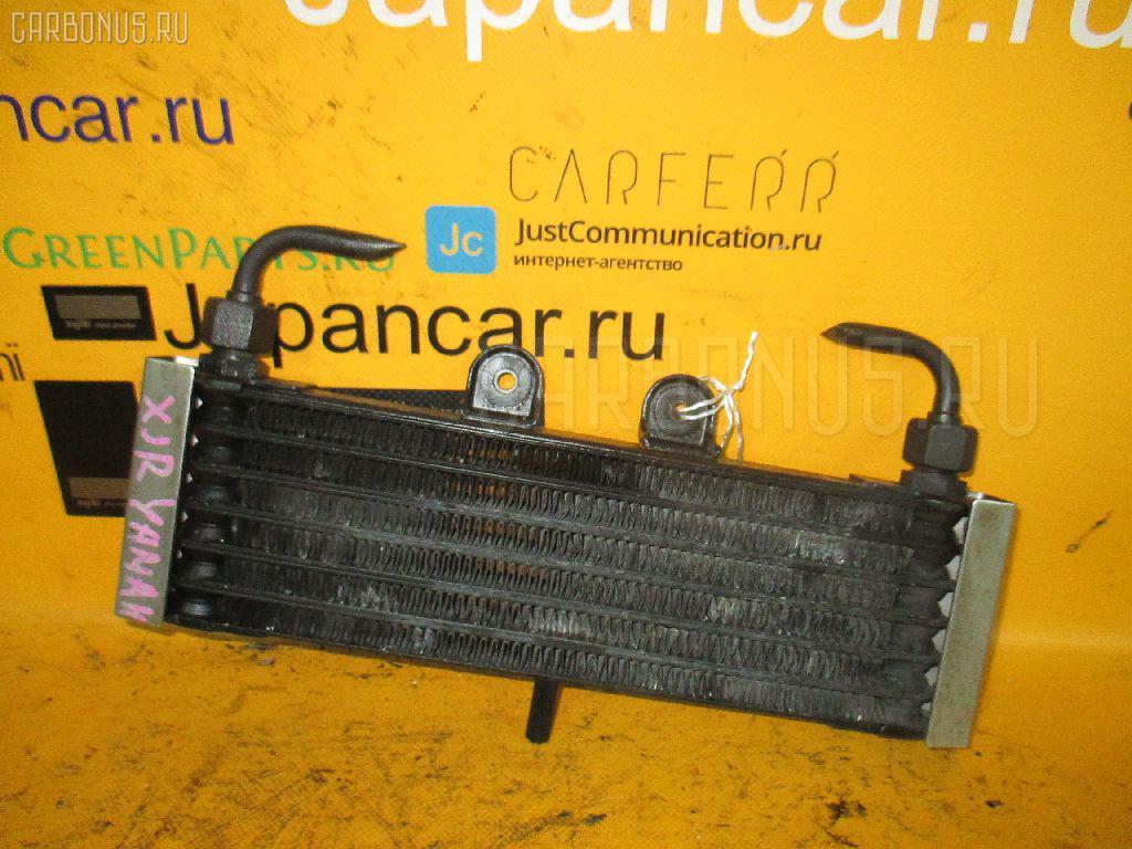 Радиатор масла ДВС YAMAHA XJR400 Фото 1