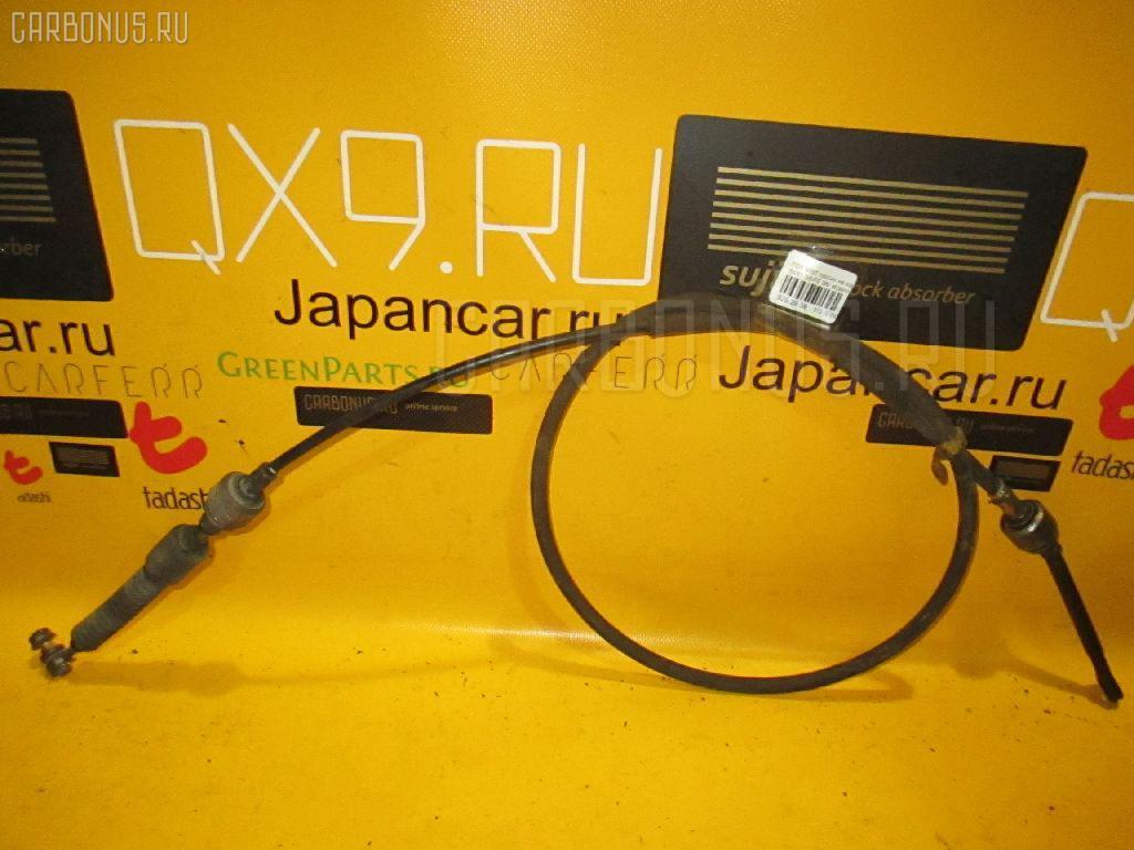 Тросик на коробку передач TOYOTA VISTA SV41 3S-FE. Фото 2