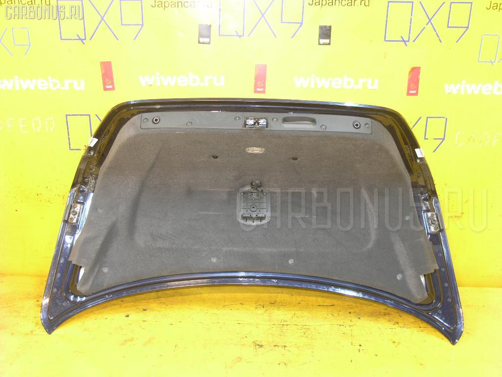 Крышка багажника MERCEDES-BENZ E-CLASS W211.056. Фото 4