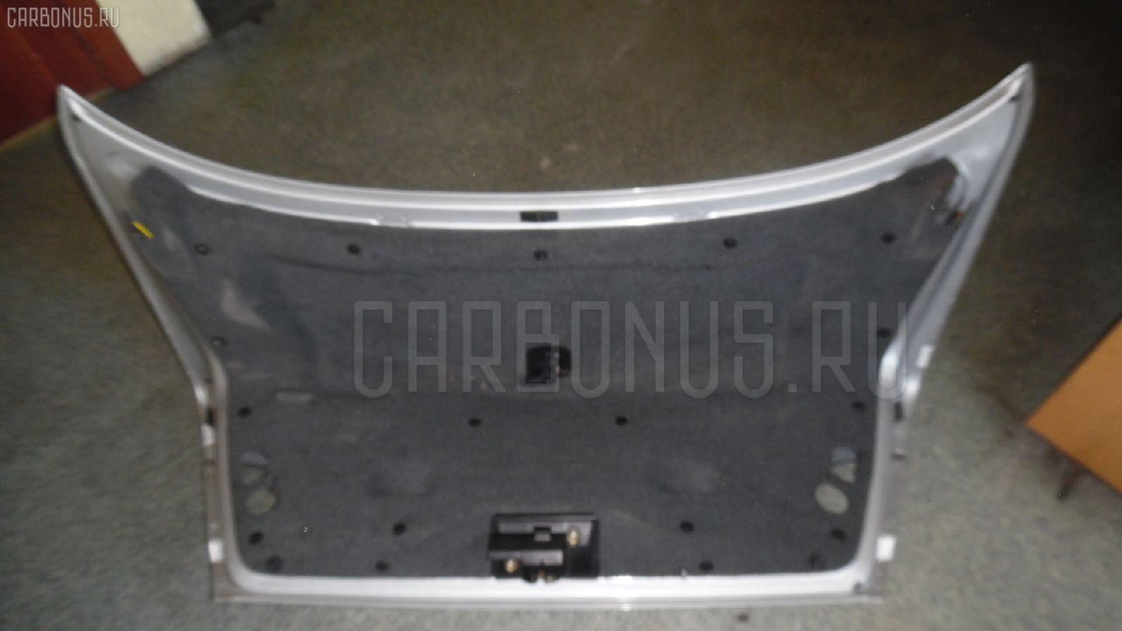 Крышка багажника MERCEDES-BENZ E-CLASS W210.072. Фото 6