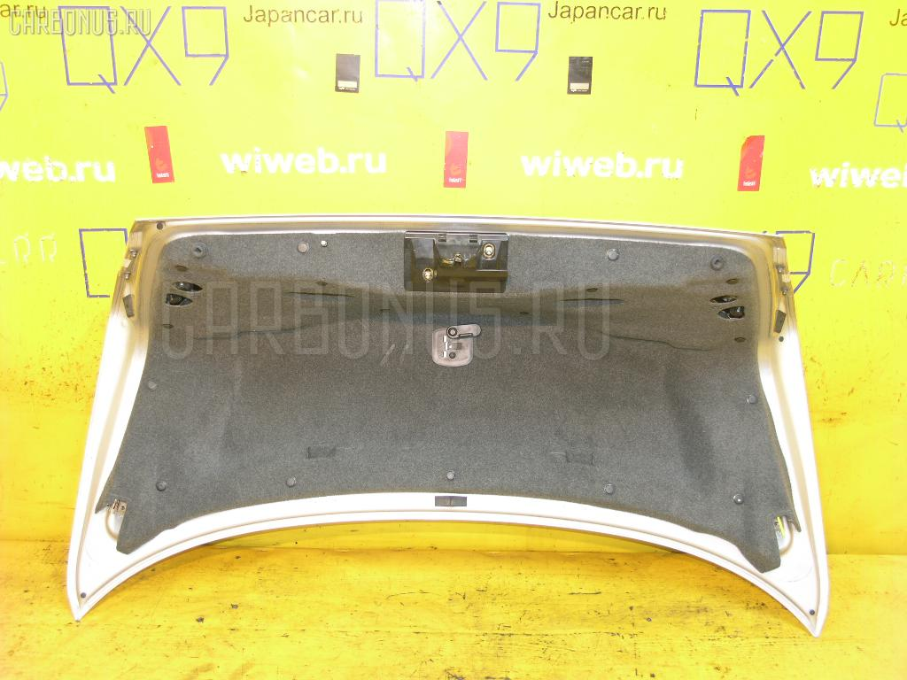 Крышка багажника MERCEDES-BENZ E-CLASS W210.072. Фото 8