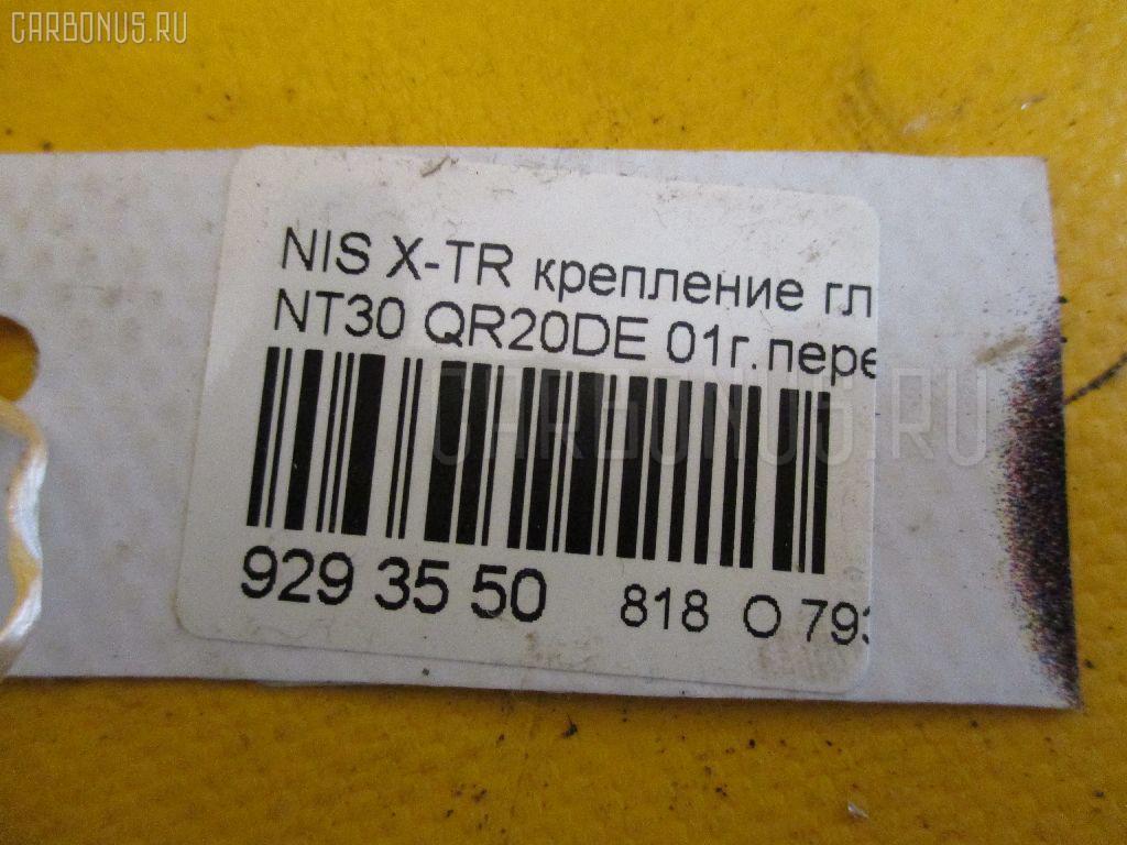 Крепление глушителя NISSAN X-TRAIL NT30 QR20DE Фото 2