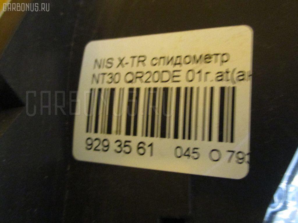 Спидометр NISSAN X-TRAIL NT30 QR20DE Фото 2