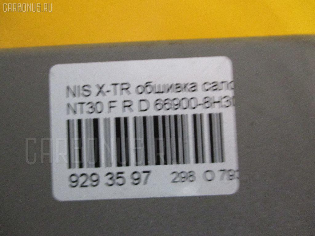 Обшивка салона NISSAN X-TRAIL NT30 Фото 3