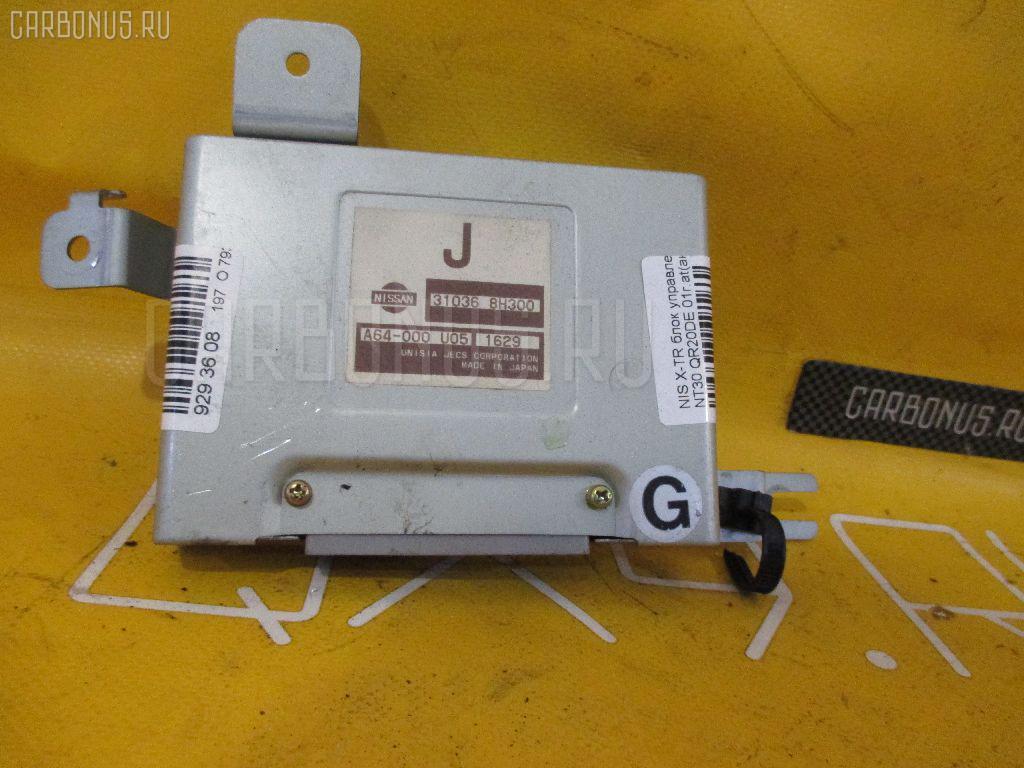 Блок управления АКПП NISSAN X-TRAIL NT30 QR20DE Фото 2