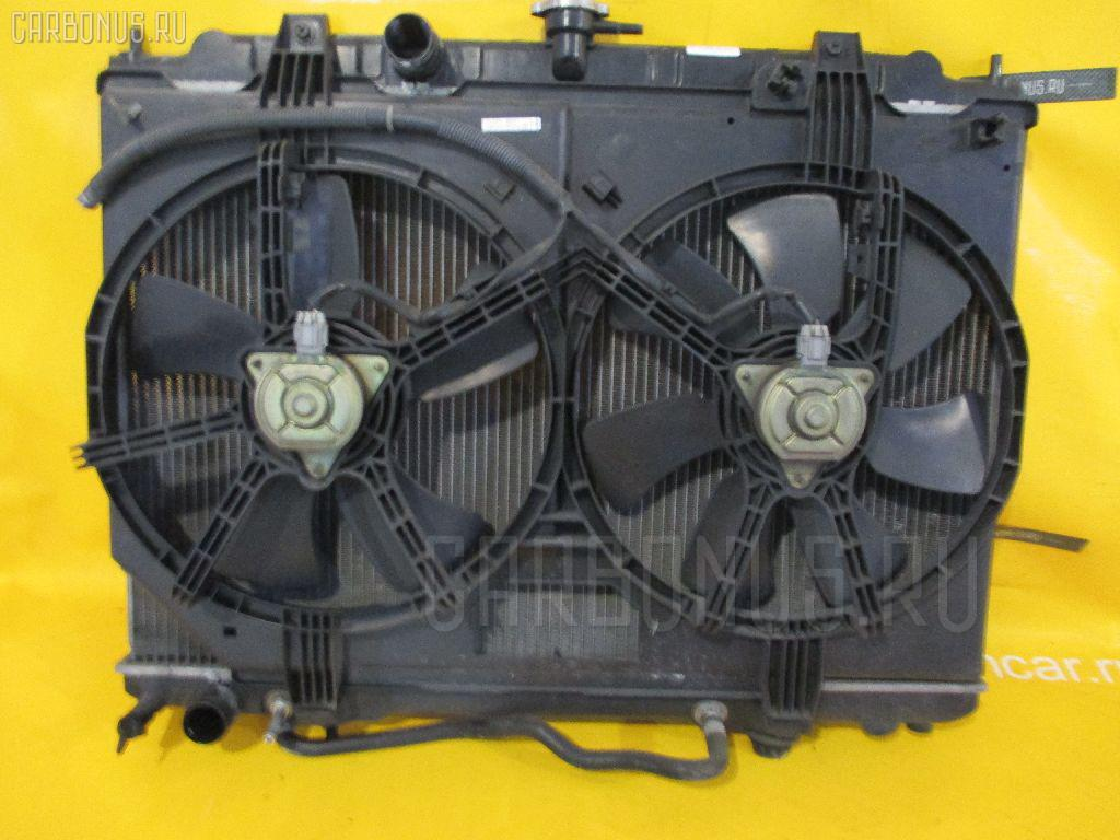 Радиатор ДВС NISSAN X-TRAIL NT30 QR20DE. Фото 1