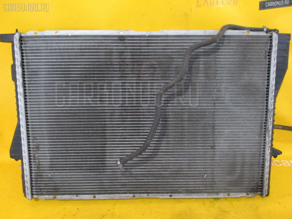 Радиатор ДВС BMW 5-SERIES E39-DD62 M52-286S1 Фото 2