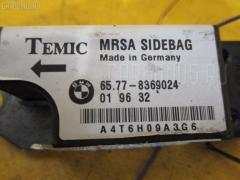 Датчик air bag Bmw 5-series E39-DD62 M52-286S1 Фото 1