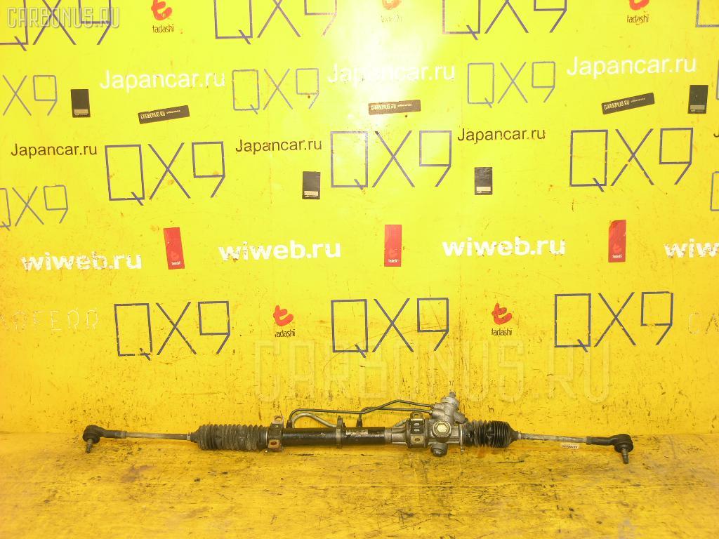 Рулевая рейка MAZDA DEMIO DW5W B5. Фото 9