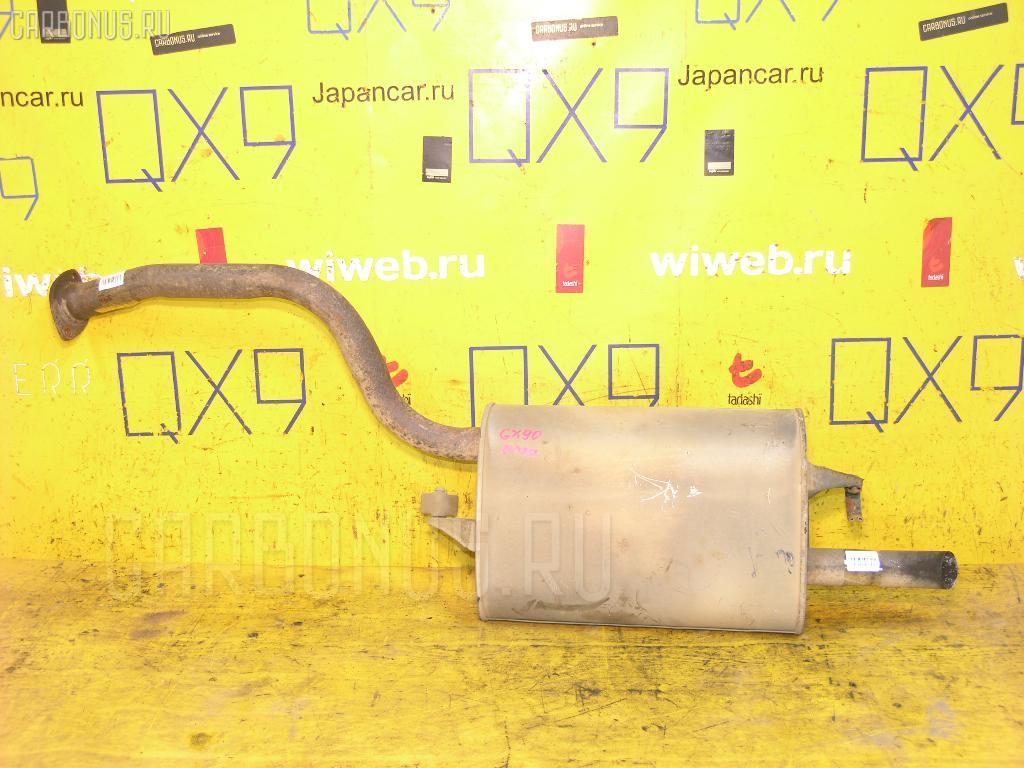 Глушитель TOYOTA CHASER GX90 1G-FE. Фото 10