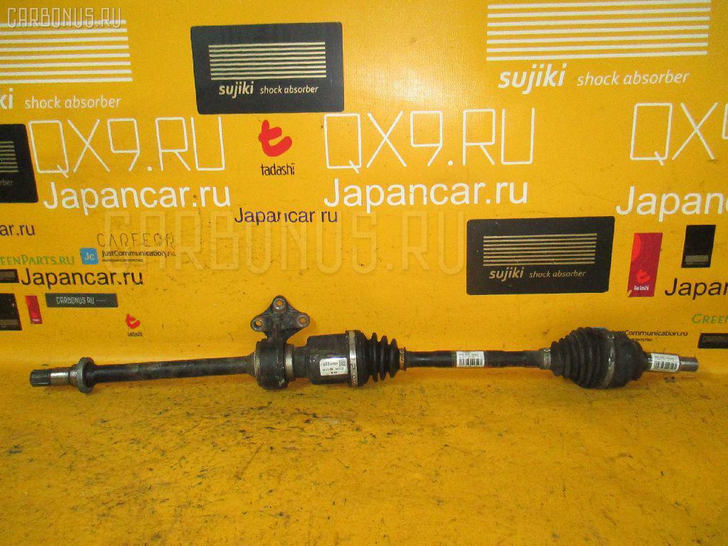 Привод Mazda Axela BL5FW ZY-VE Фото 1