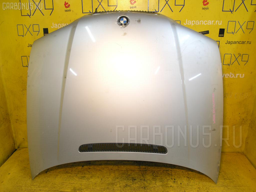 Капот BMW 3-SERIES E46-AL32 Фото 1