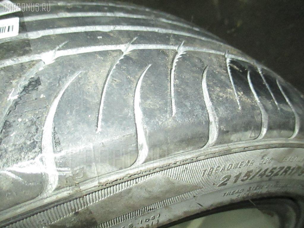 Автошина легковая летняя ECSTA SPT 215/45R17 KUMHO Фото 2
