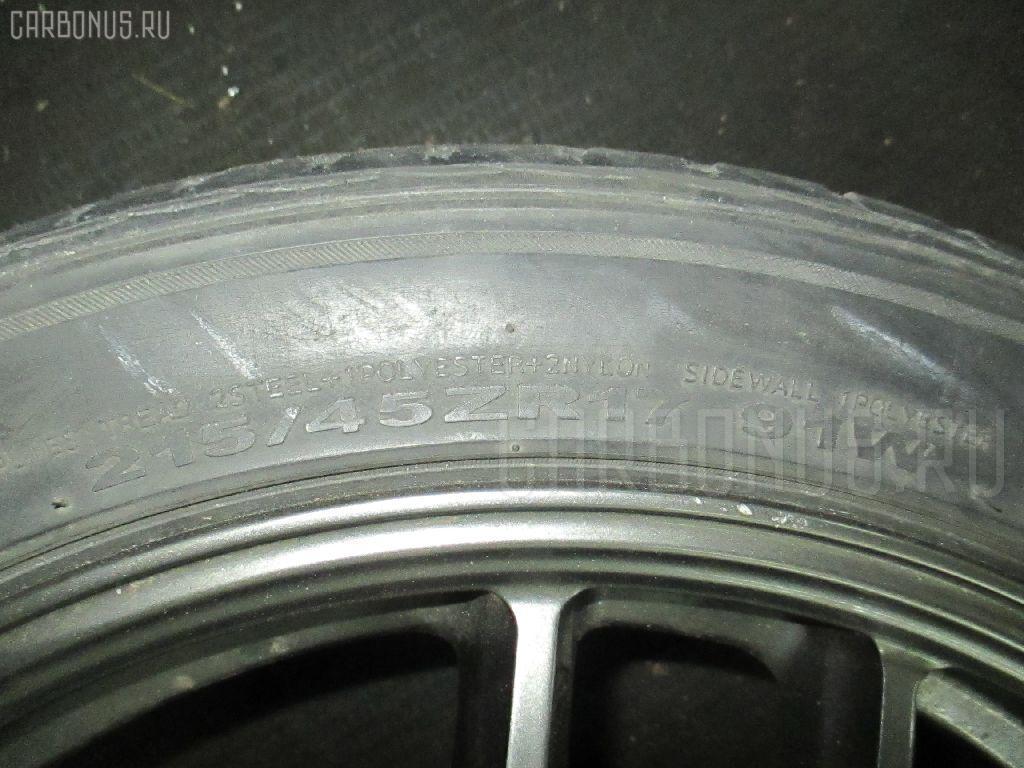 Автошина легковая летняя S4 215/45ZR17 ZETRO Фото 1