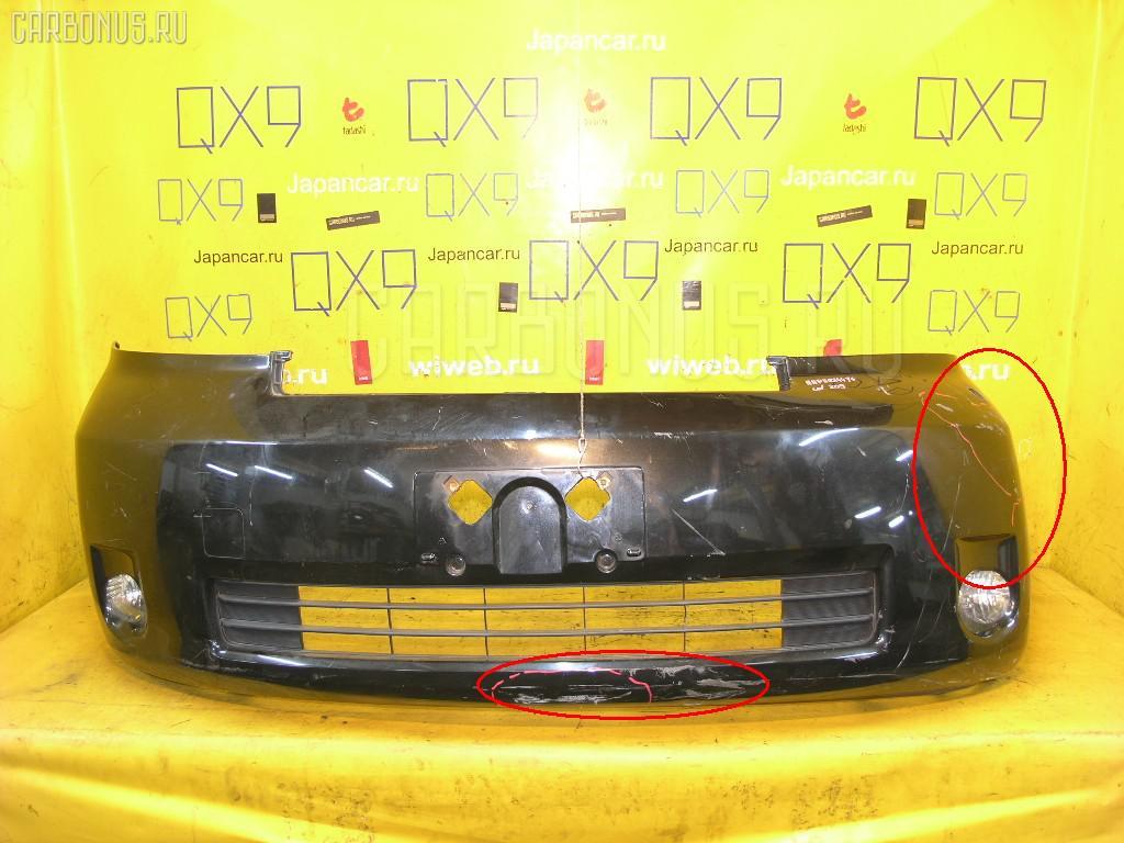 Бампер Toyota Porte NNP11 Фото 1