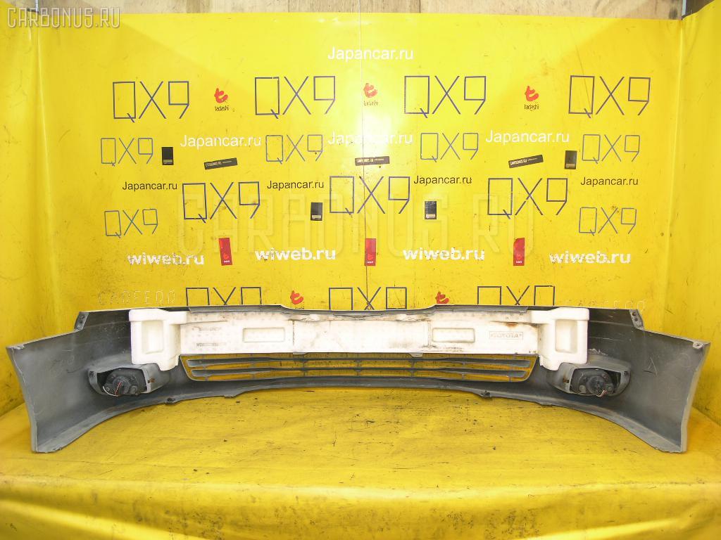 Бампер TOYOTA WINDOM MCV21. Фото 4