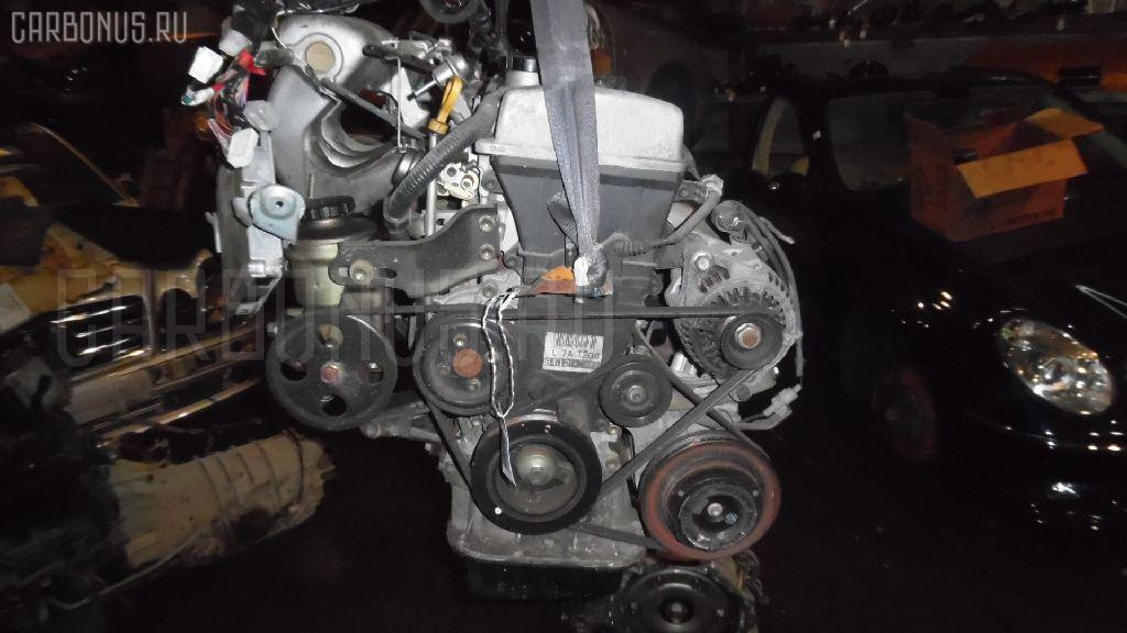 Двигатель TOYOTA AT211 7A-FE Фото 1