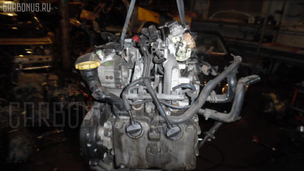 Двигатель SUBARU FORESTER SF5 EJ202 Фото 4