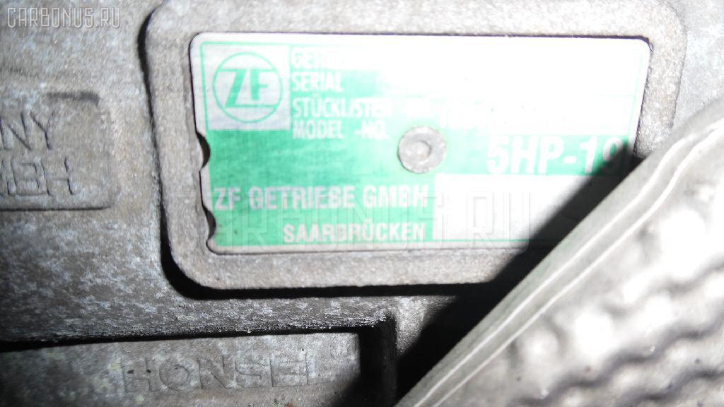 КПП автоматическая AUDI A6 4BAREF ARE Фото 3