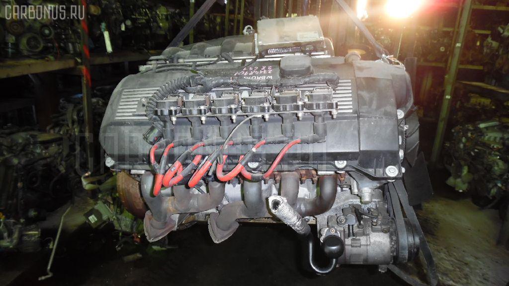 Двигатель BMW 5-SERIES E39-DH62 M52-286S1 Фото 2