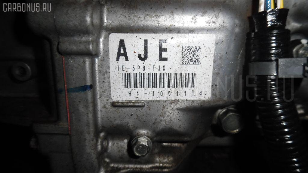 КПП автоматическая HONDA FIT HYBRID GP5 LEB Фото 7