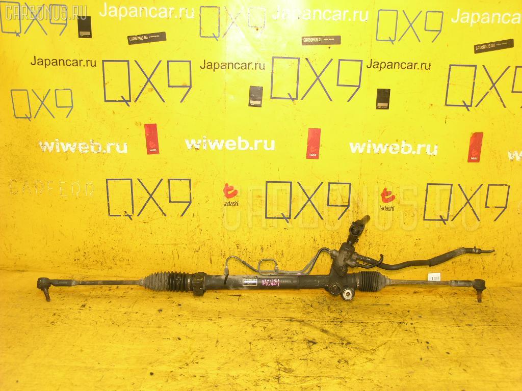 Рулевая рейка TOYOTA WINDOM MCV21 2MZ-FE. Фото 6