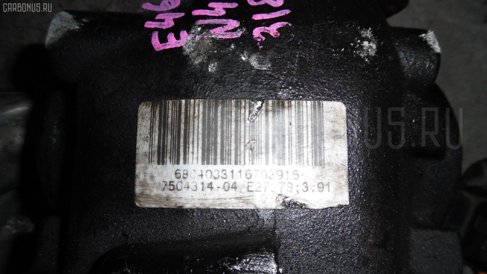 Редуктор BMW 3-SERIES E46-ET76 N46B20A Фото 3