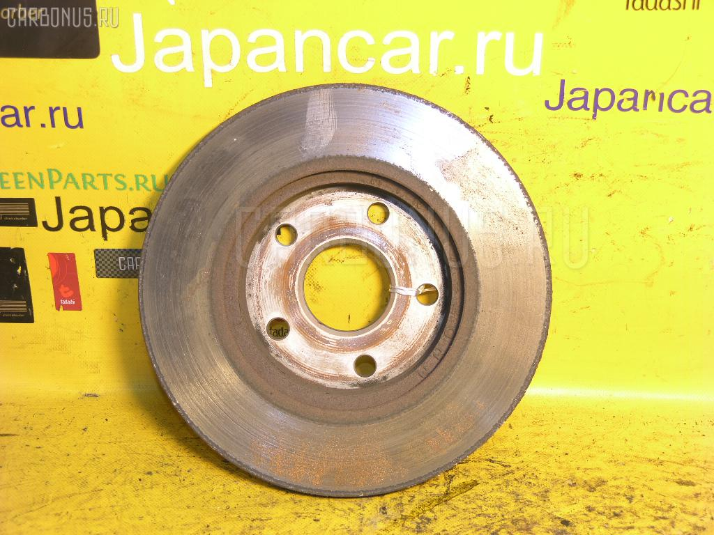 Тормозной диск TOYOTA LITE ACE NOAH SR50G 3S-FE Фото 2